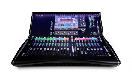 Mixer Allen & Heath dLive C2500